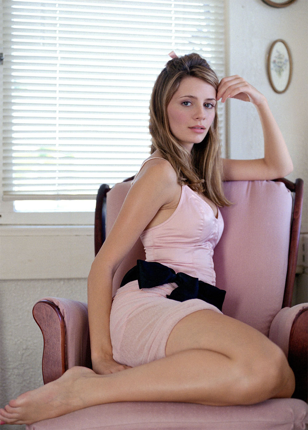 Mischa Barton Feet  Feeture - Sexy Womens Feet-1117