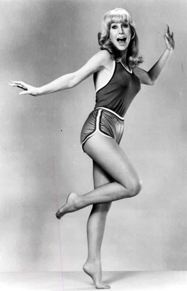 Barbara Eden  Feeture - Sexy Womens Feet-6301